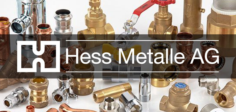 Kundenmeinung der Firma Hess Metalle AG